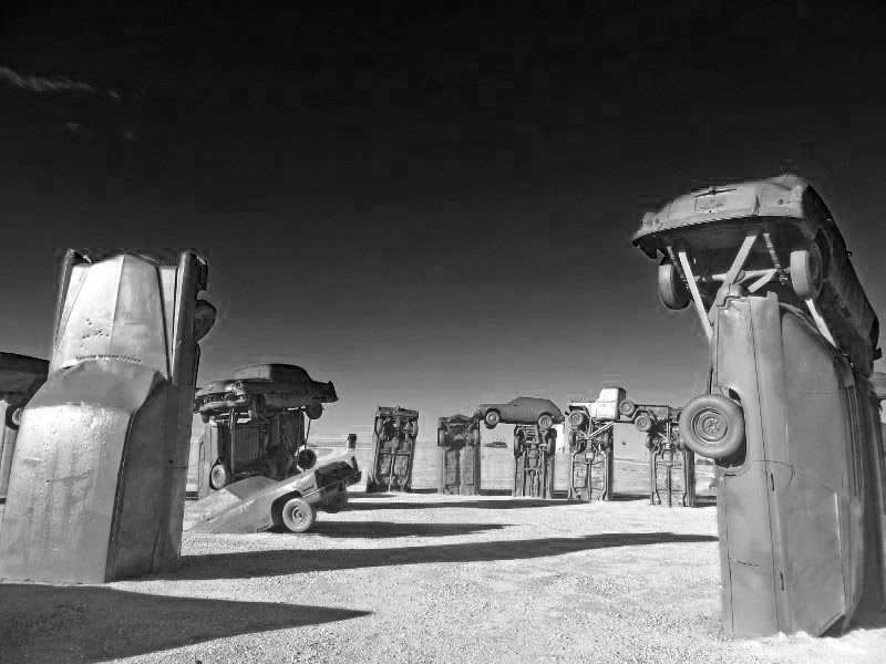 Post image for Quirky America: Visiting Carhenge in Nebraska