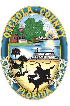 Osceola County Seal