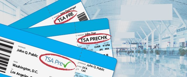 Post image for How to use TSA Precheck and Global Entry