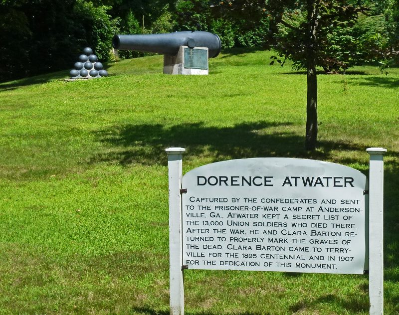 dorence atwater memorial bristol CT