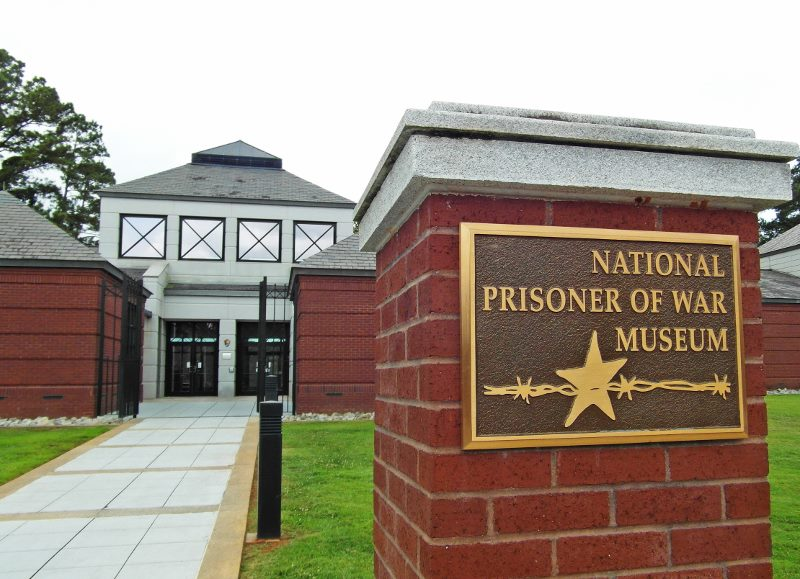 national POW museum Georgia