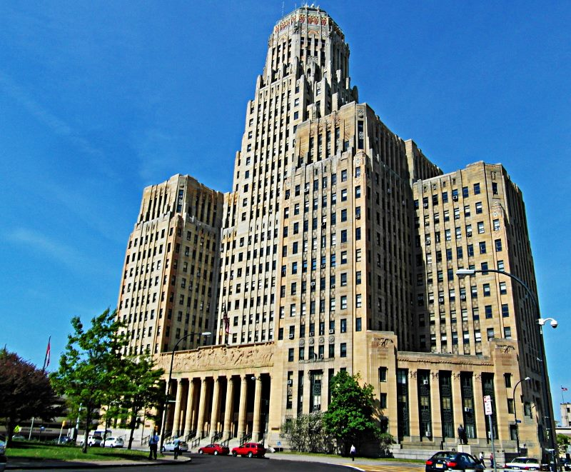 buffalo new york city hall