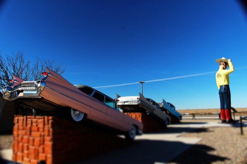 Amarillo Cadillac Ranch rv Park