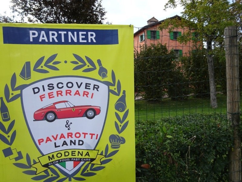 Discover Ferrari and Pavarotti Land Pass