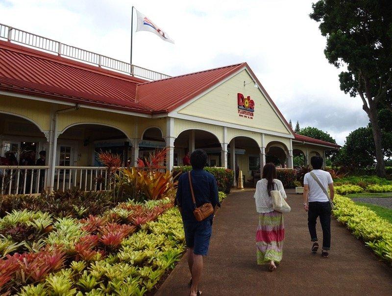 Dole Plantation Oahu Hawaii