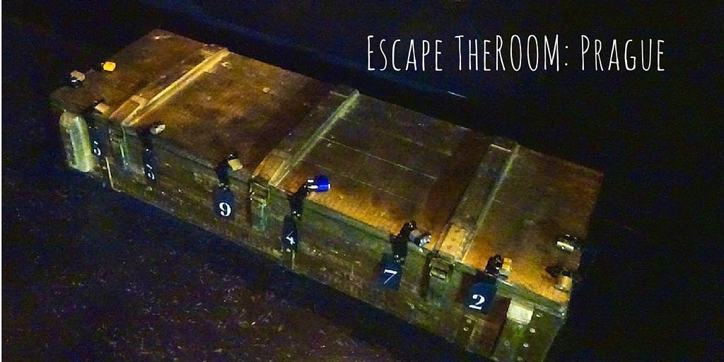 TheROOM Prague is a live-action escape game for all ages