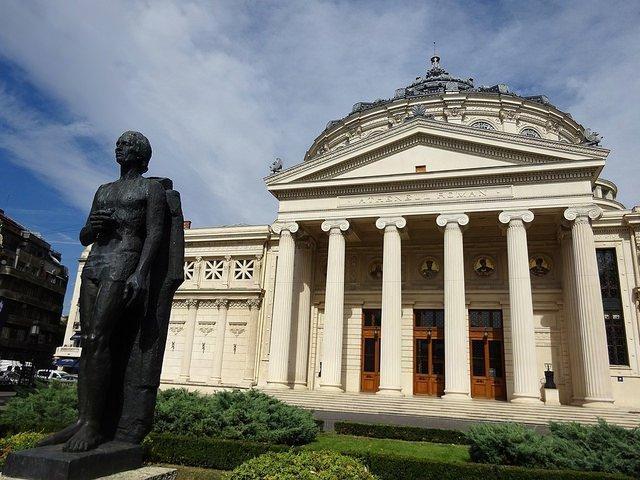 Romanian Athenaeum Bucharest 2