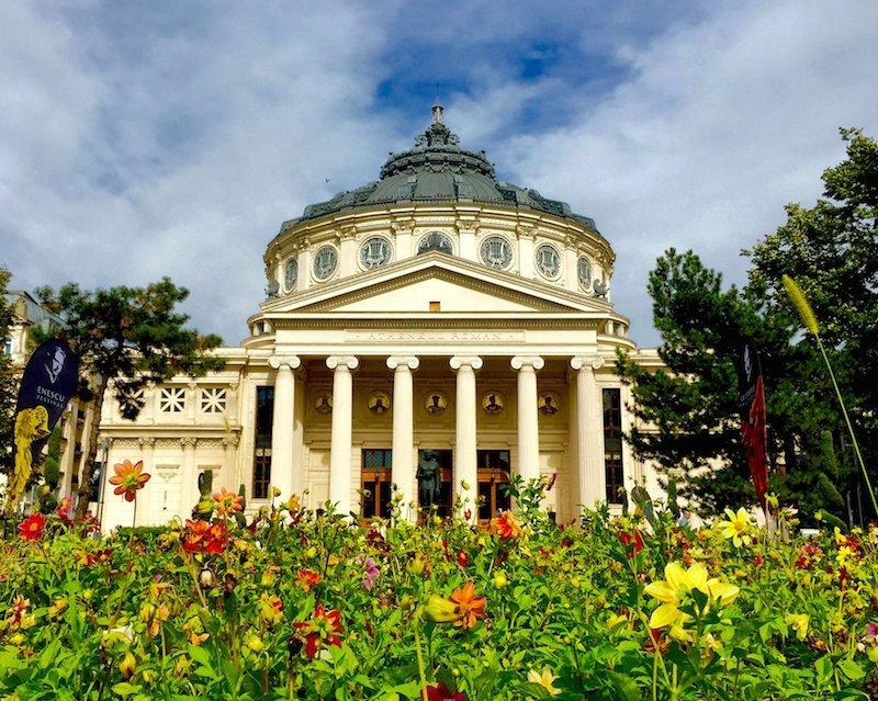 Athenaeum Bucharest Romania