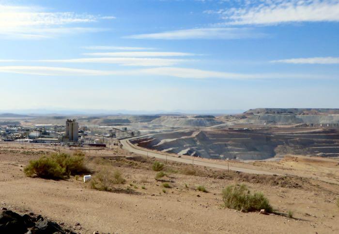Borax Mine Visitor Center