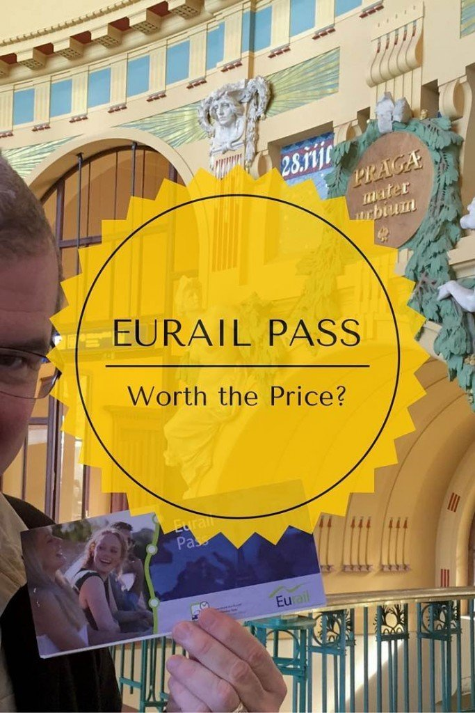 Evaluating the flexibility, service and cost of a Eurail Pass