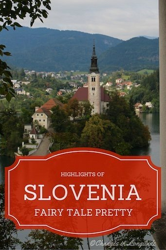Tiny Slovenia packs a multitude of attractions into it's fairy-tale-pretty borders.