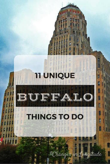 Buffalo, NY is a wonderful city with plenty of unique things to do