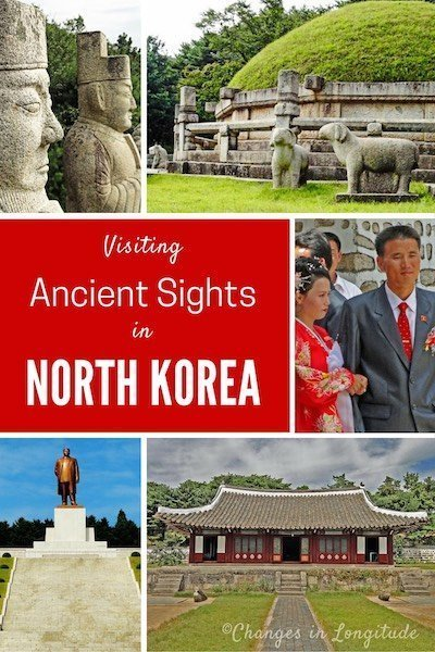 Despite all the hype of the current regime, it's still possible to find ancient history in North Korea