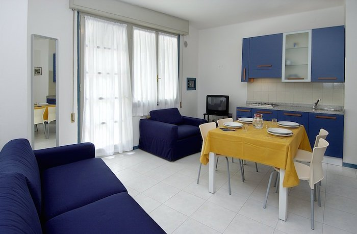 Pineda ApartHotel in Bibione, Italy