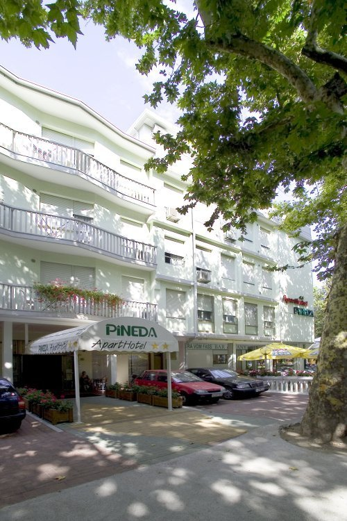 The Pineda ApartHotel in Bibione, Italy