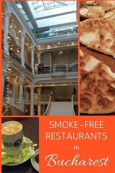 Guide To Non Smoking Restaurants In Bucharest