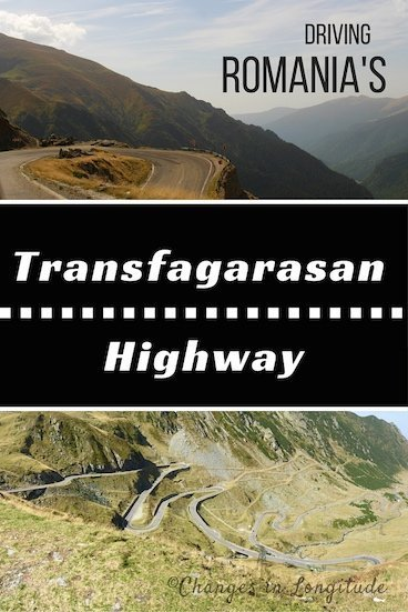 Romania's Transfagarasan Highway is a must-drive for road trip lovers!