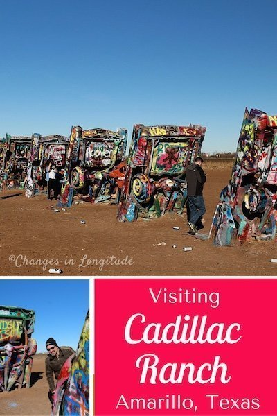 The quirky car sculpture is a must-see stop for anyone taking a road trip along historic Route 66 through Texas