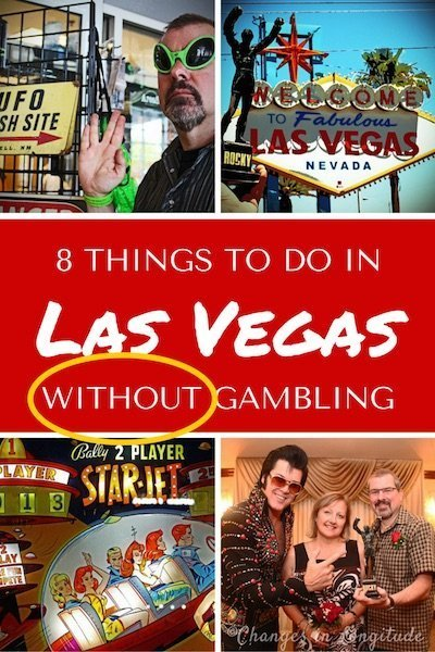 There are plenty of fun and family-friendly things to do in Las Vegas without gambling!