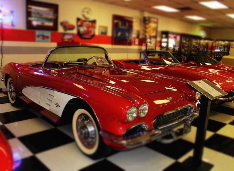 Martin Auto Museum Guide to America's Top car Museums