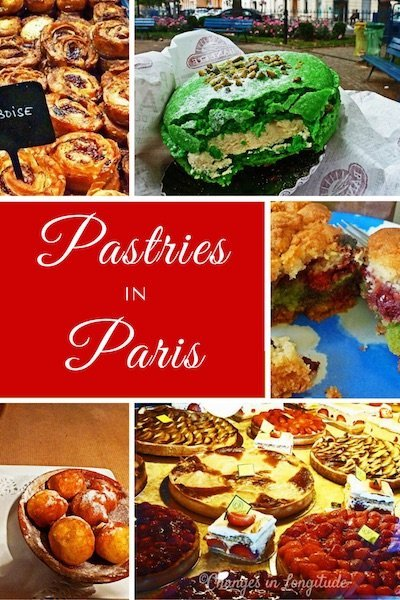 Explore Paris by visiting tasty patisseries--here a photo essay of some of our favorites