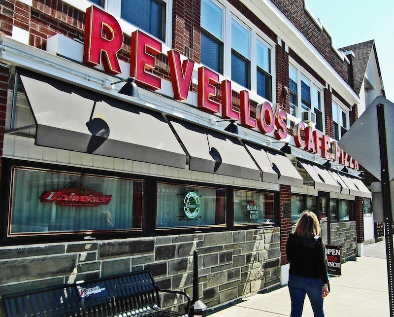 Revellos Old Forge Pizza NEPA
