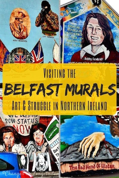 The murals of Belfast provide fascinating insight on the centuries-old conflict in this Irish city. Take a Black Cab tour to explore both sides of the struggle.