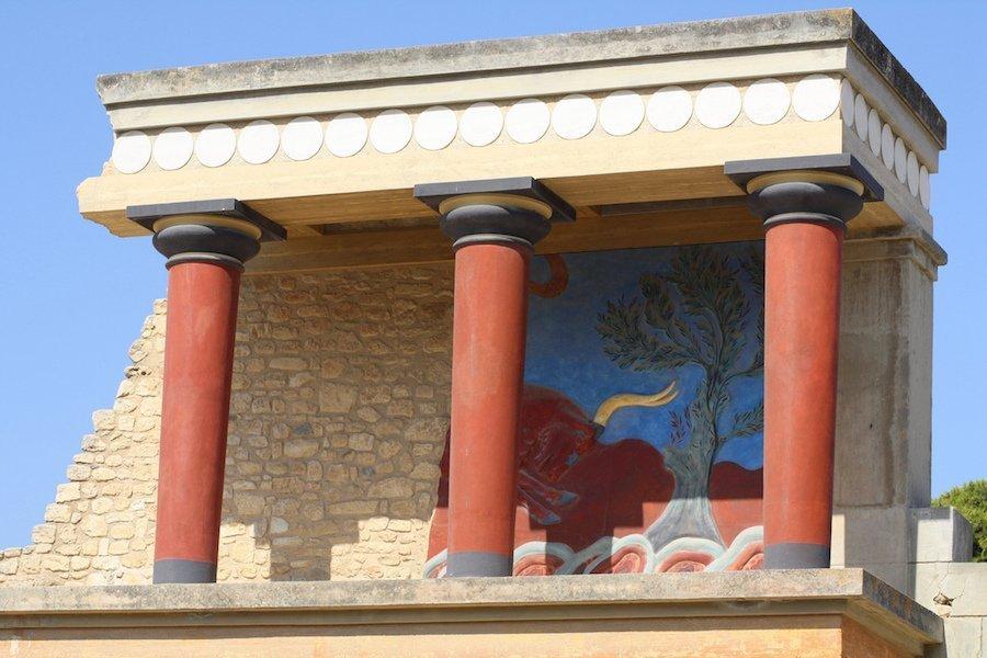 Visiting Crete