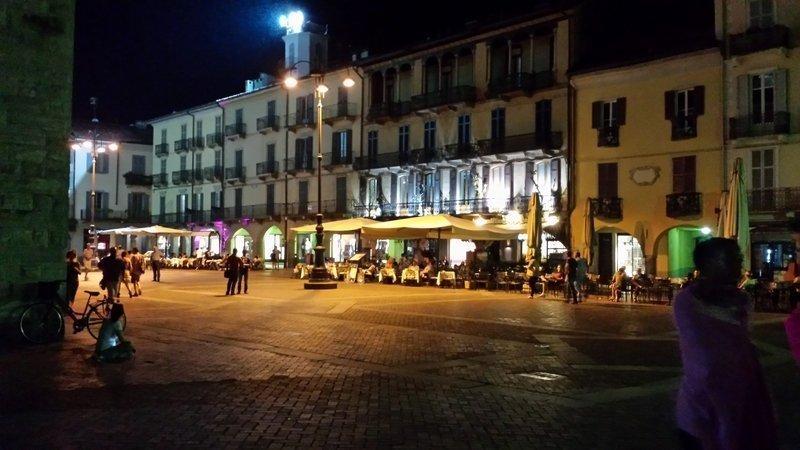 Como piazza