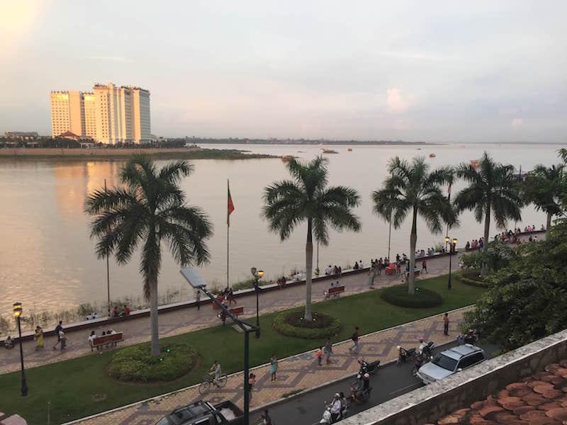 Tonle Sap Shore Boardwalk