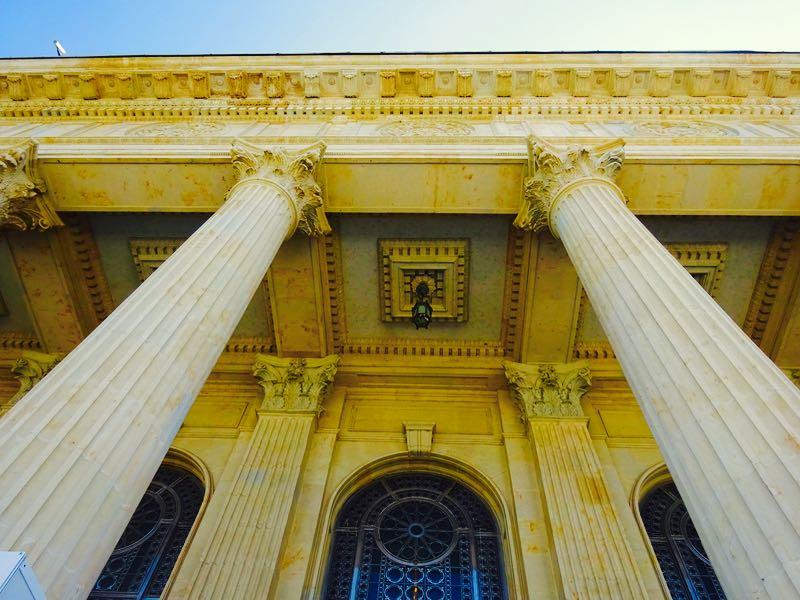 Worlds heaviest building Romania