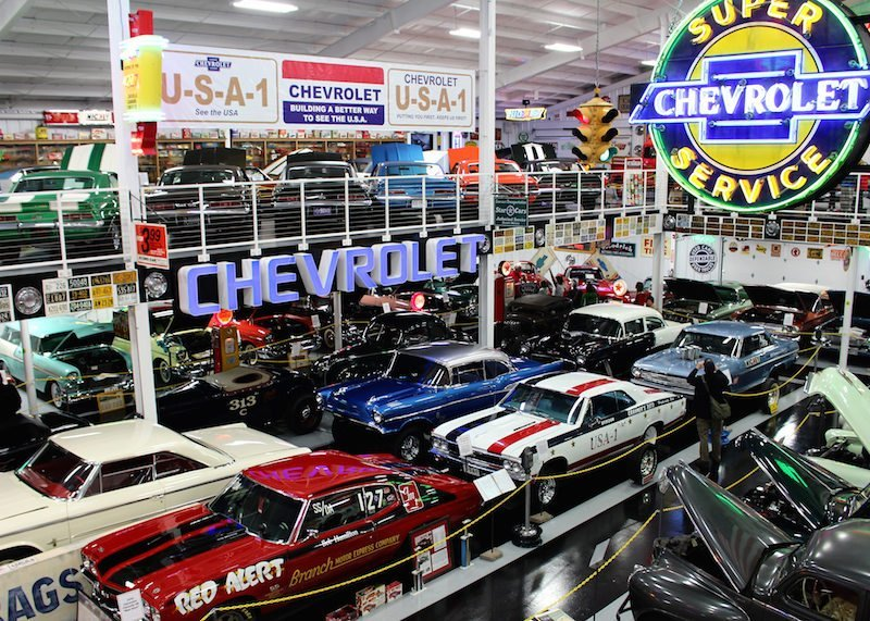 Eagles Mere car museums Pennsylvania