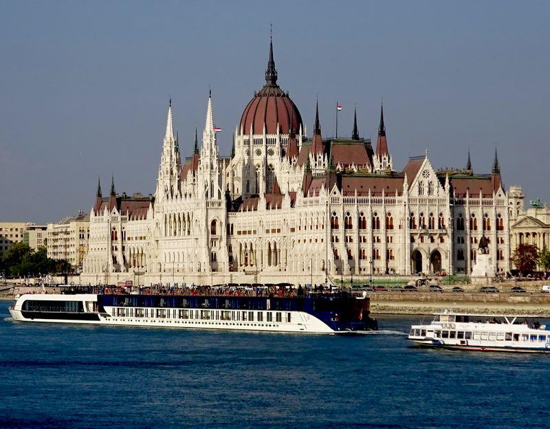 River cruise Europe Budapest