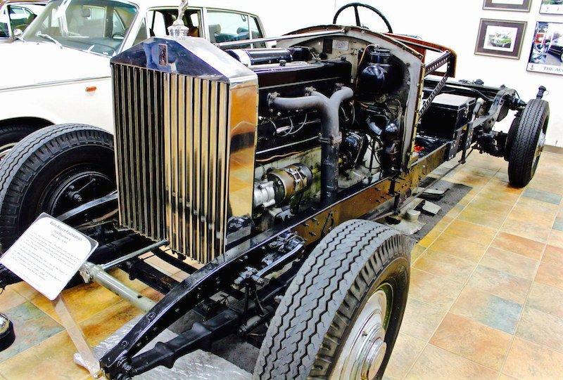 Rolls Royce car Museums in Pennsylvania