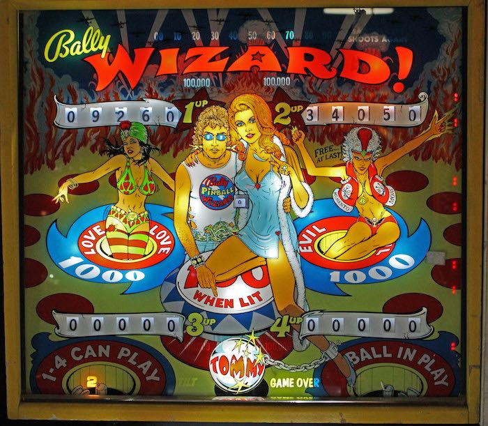 Playing pinball across America pinball wizard arcade