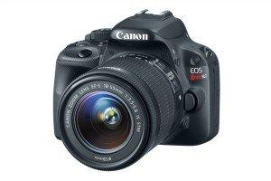 Perfect travel camera: Canon EOS Rebel SL1