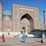 Visiting the Silk Road-Bukhara