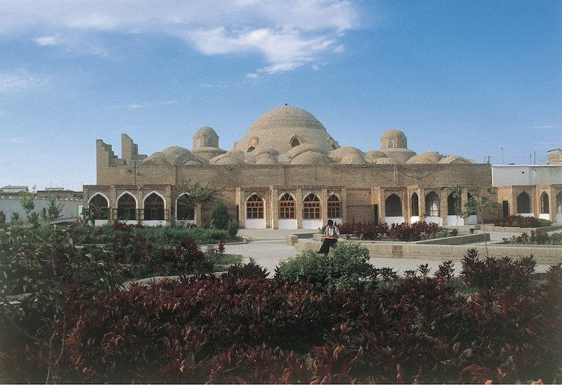 Visiting the Silk Road: Caravanserai