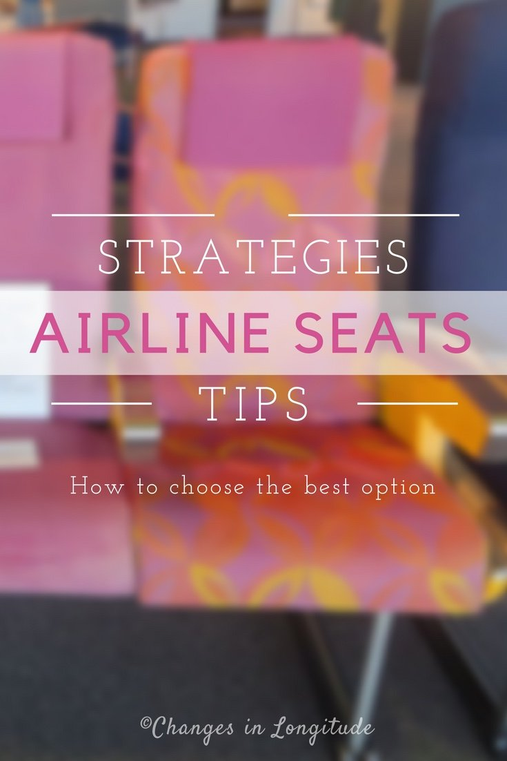 Use these strategies to choose the most comfortable (or the least uncomfortable) seat on a flight