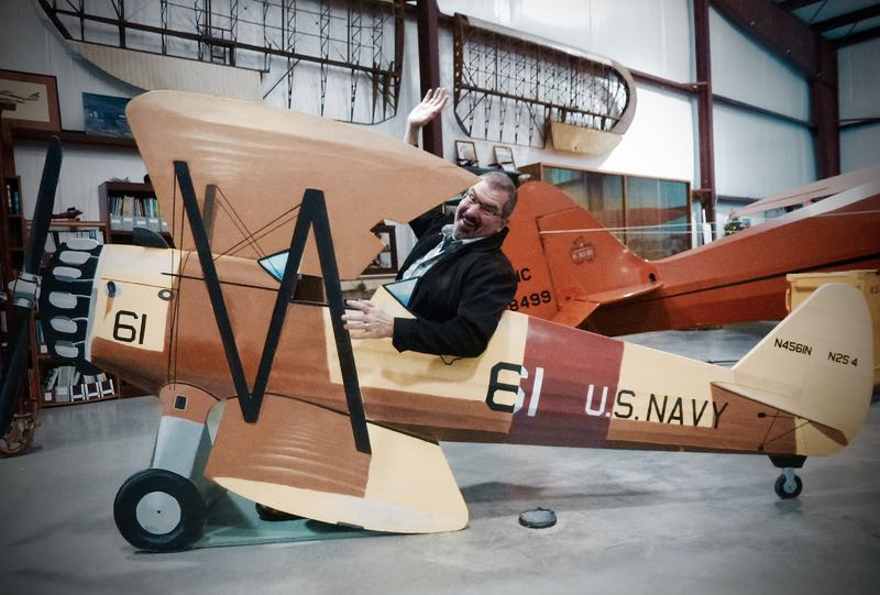 Michael Western North Carolina air Museum