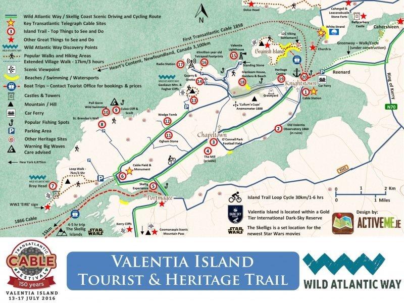 Ring-of-Valentia-Island-map