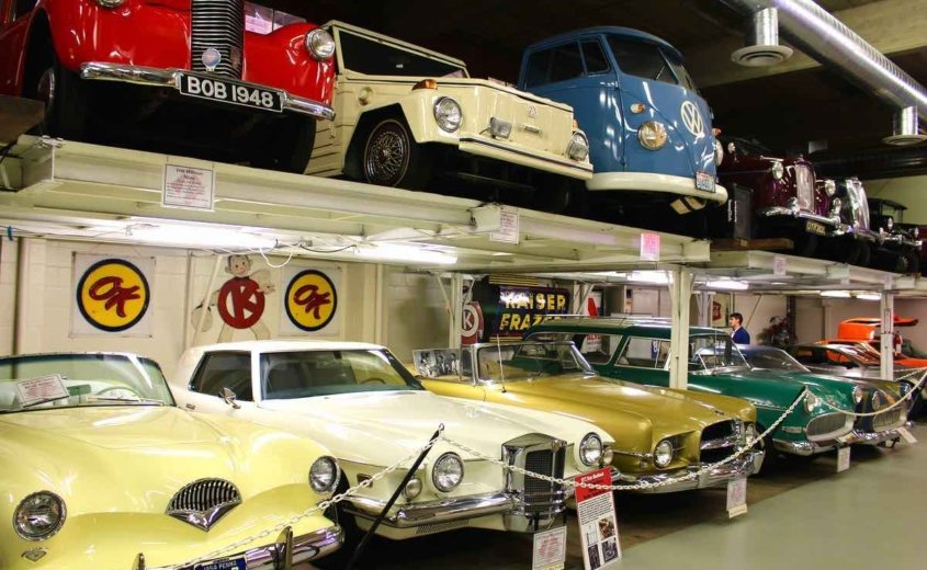 Lemay family Collection car museum Tacoma