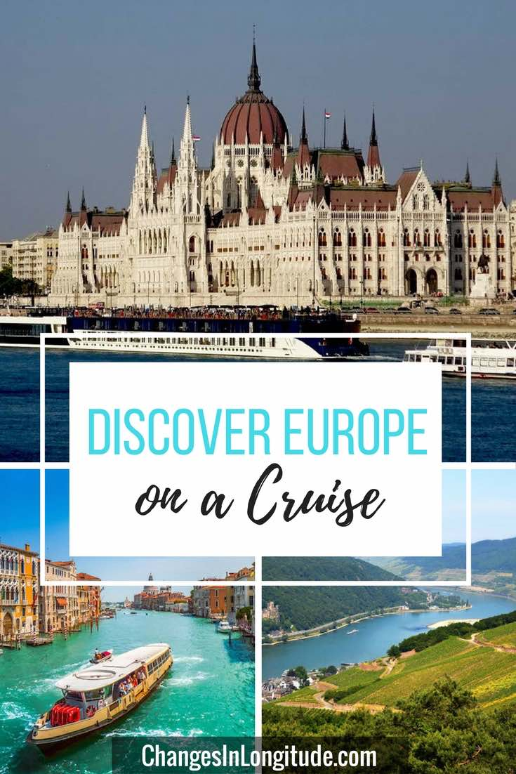 Cruises in Europe|Where to go on a cruise in Europe|Riverboat cruises in Europe