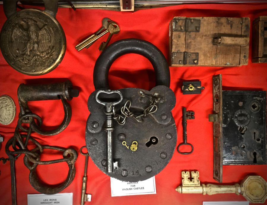 Lock Museum of America Escape room