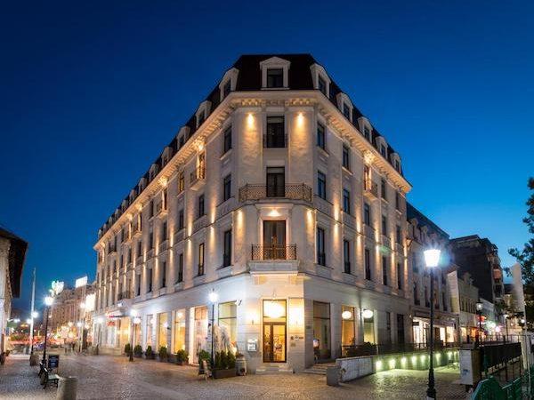 DoubleTree by Hilton Hotel Bucharest - Unirii Square