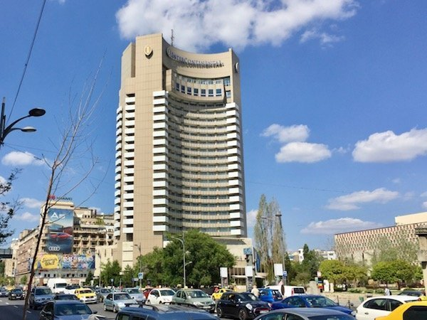 Best hotels Bucharest Romania