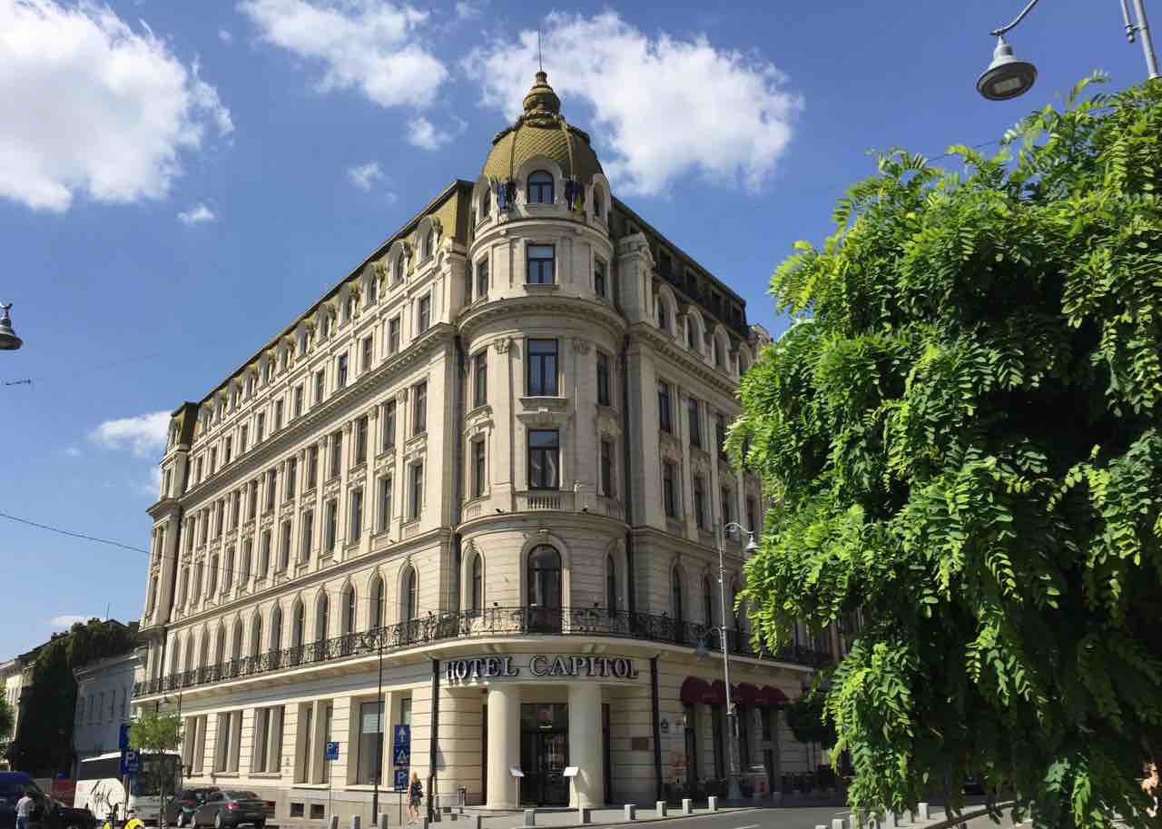 Hotels in Bucharest Romania|City hotel Bucharest|Capitol Hotel Bucharest