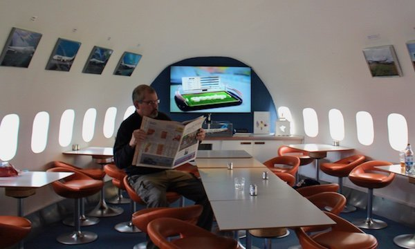 Where to stay in Stockholm Jumbo Stay Arlanda Airport