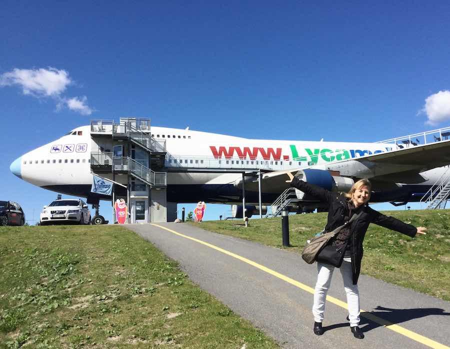 JumboStay 747 hostel Stockholm