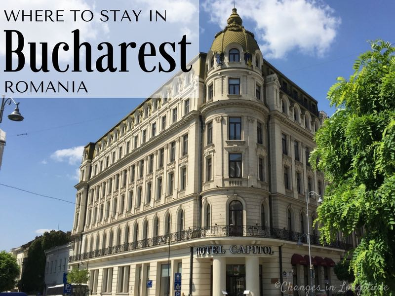 Post image for Guide to the Best Hotels in Bucharest, Romania (apartments too!)